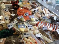 Fyne fish Fresh fish slab