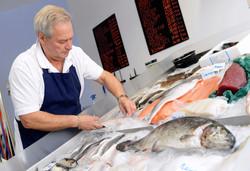 John Heron Fyne fish