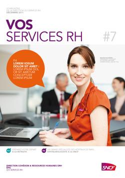 VOS SERVICES RH