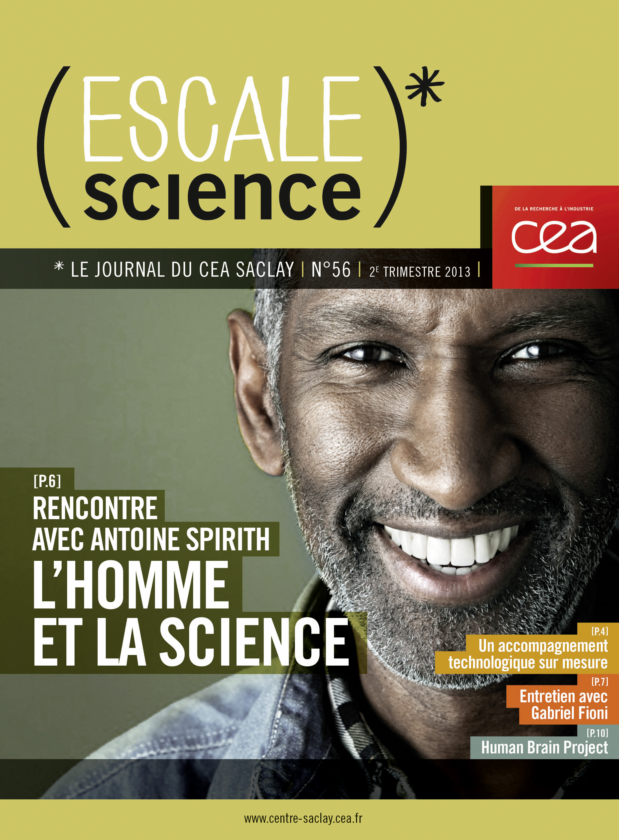 ESCALE SCIENCE