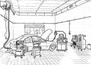 диагностика двигателя и кпп