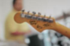 Signed Guitar