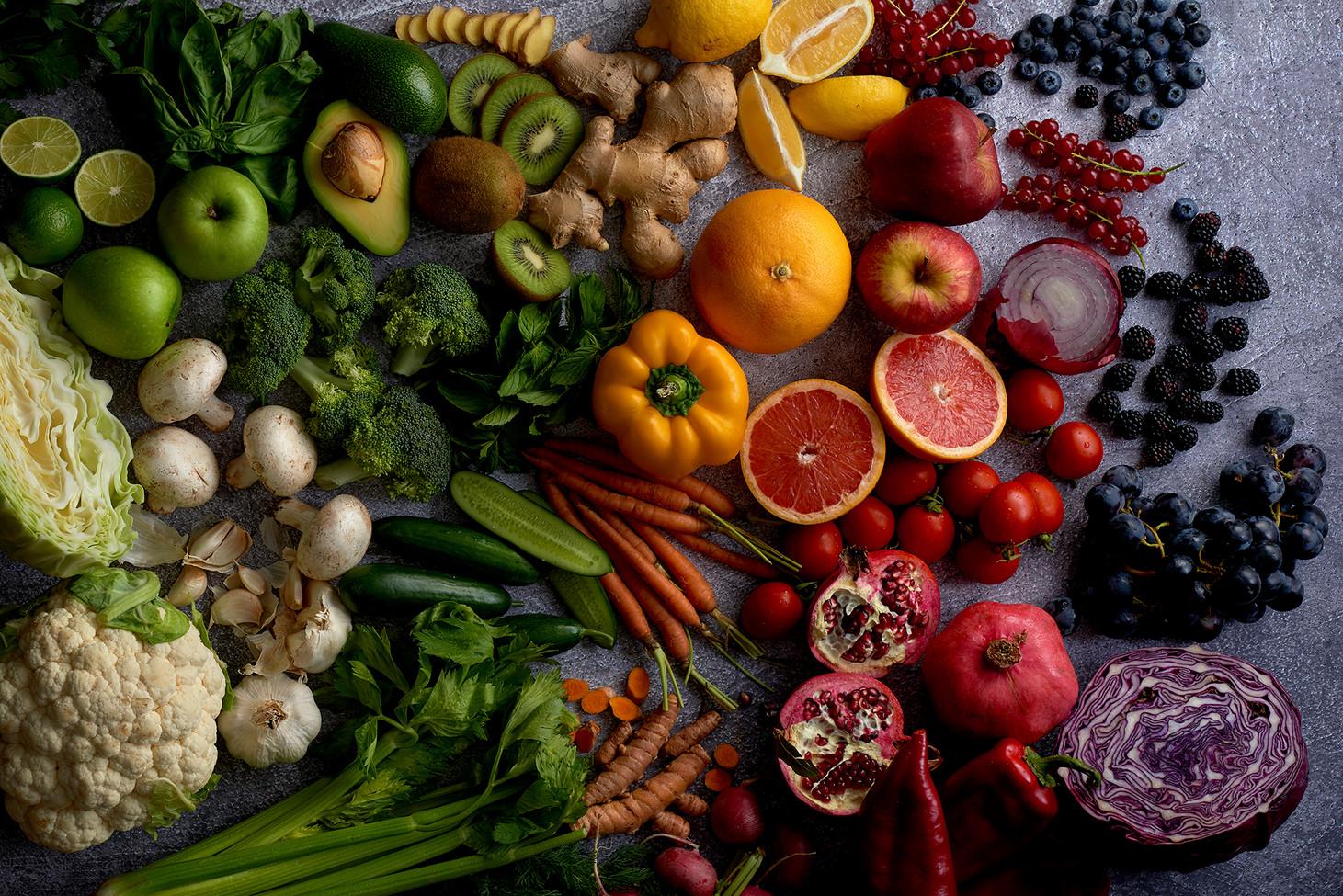 Veggies & Fruits