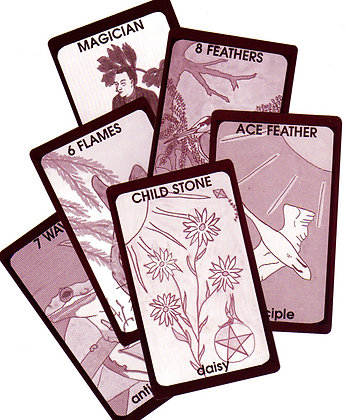 Living Earth Tarot Deck