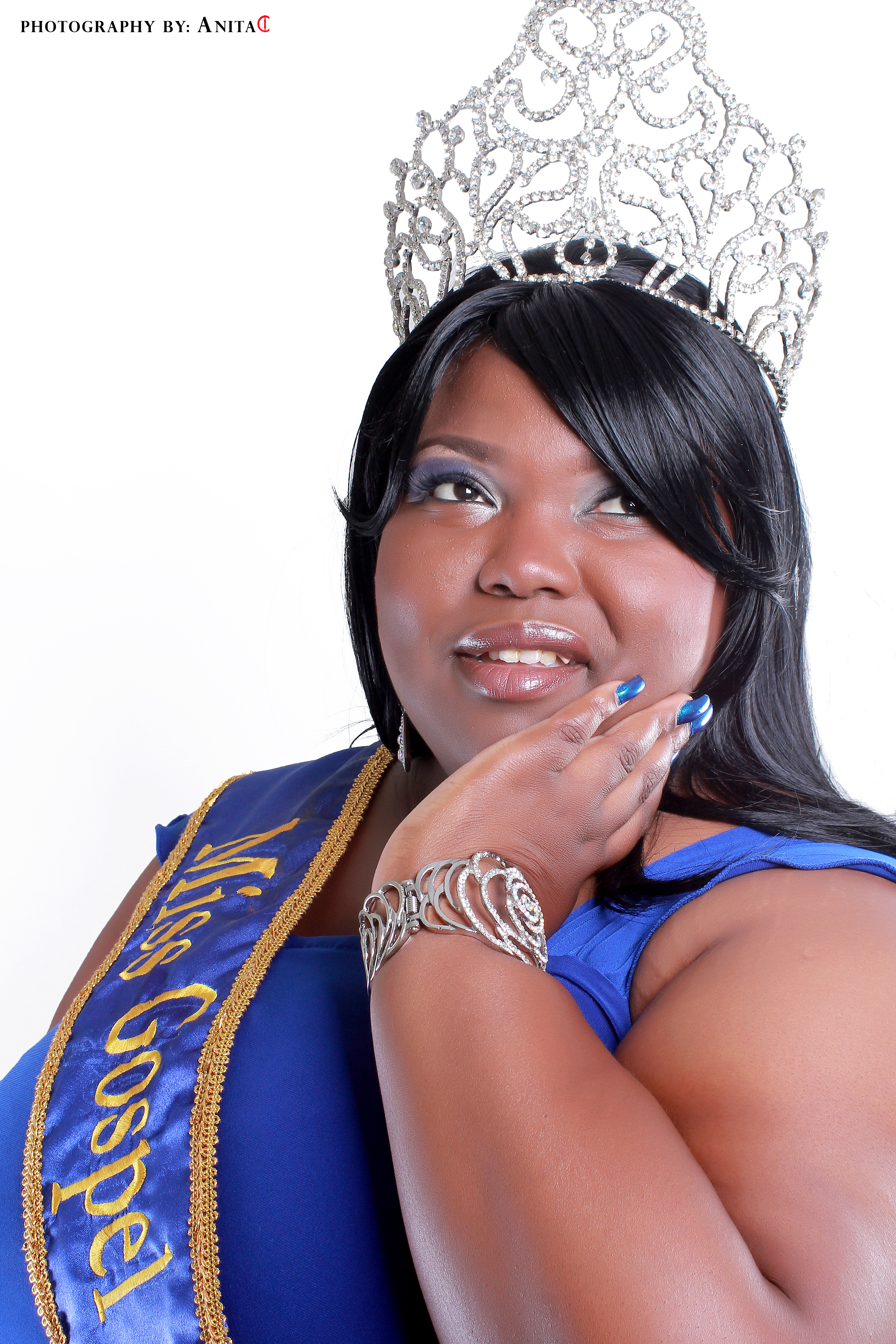 2011/2013 Miss Gospel Bahamas