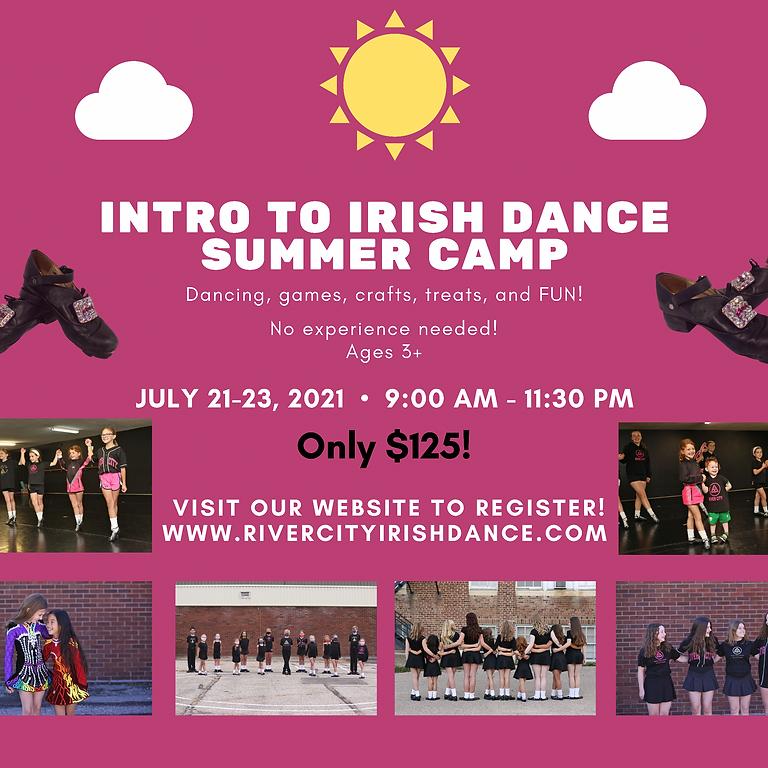 Intro to Irish Dance Summer Camp