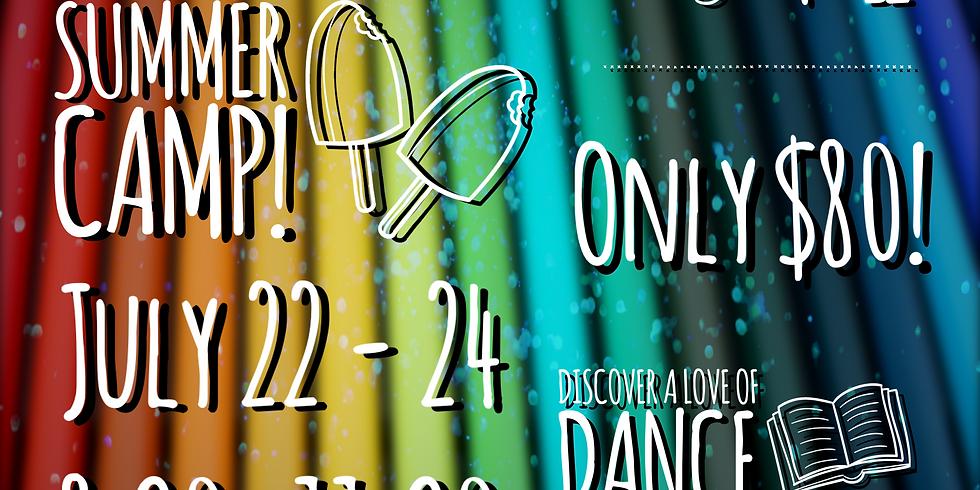 Intro to Irish Dance Camp