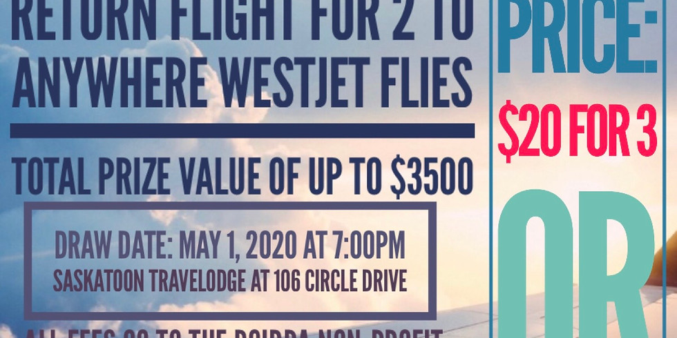 Burger Night - WestJet Raffle