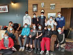 Les aventures du groupe 4 à Pontarlier