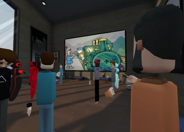 Learn English in VR with Gold Lotus 2