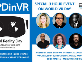 VR Language Learning - Special Event