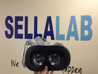 VR Language Lab at SELLALAB Lecce, Italy