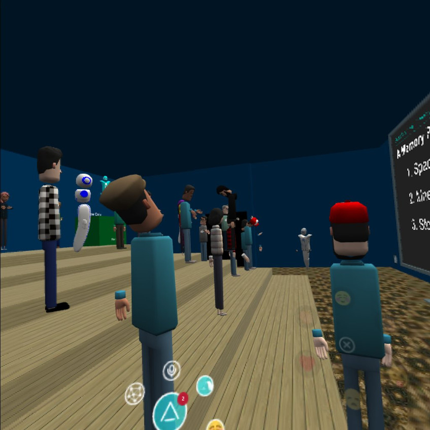 Learn English in VR - AltspaceVR