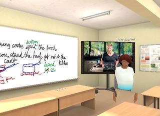 Build English Writing Skills in VR