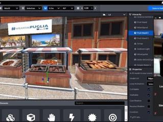 Gli Studenti dell'Istituto Marconi Hack di Bari hanno realizzato delle Esperienze in Realtà Virtuale