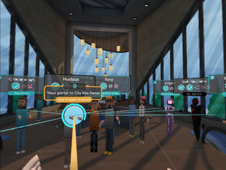 The Benefits of VR Language Learning