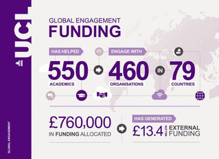 What is the UCL Global Engagement Fund?