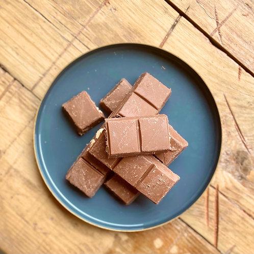 Coco Crunchy Vegane Schokolade