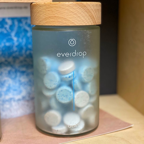 Everdrop Glas Reiniger Tabs