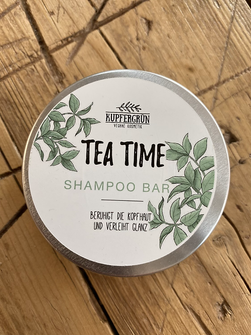 Festes Shampoo Tea Time