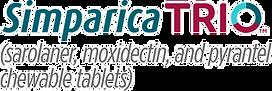 Simparica Trio sarolaner moxidectin pyrantel chewable tablets
