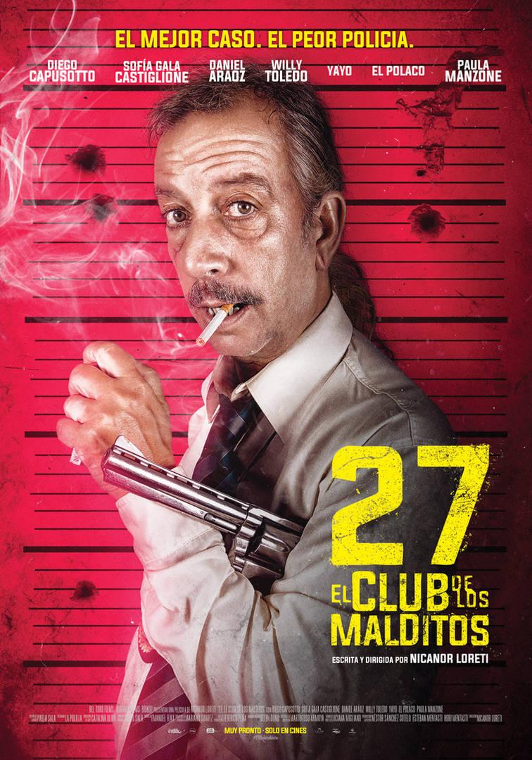 27 EL CLUB DE LOS MALDITOS