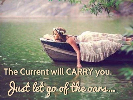 Just let GO!