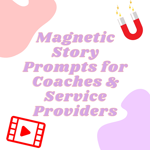 Magnetic Story Prompts