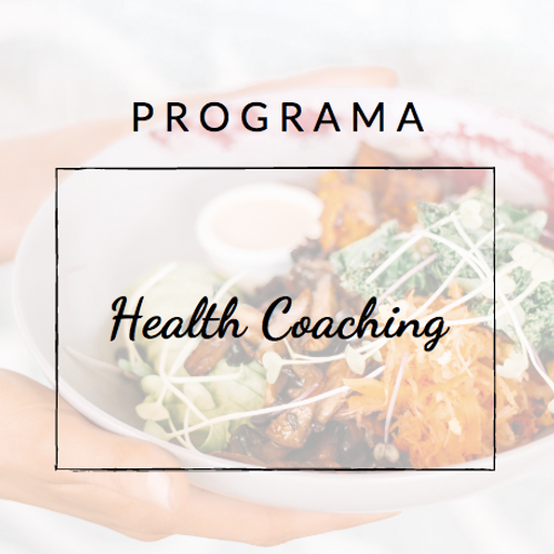 Health Coaching,  Sesion 1 a 1