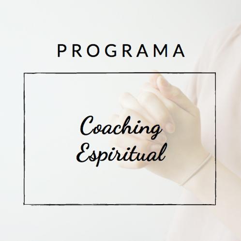 Sesión de Coaching Espiritual - 1 a 1