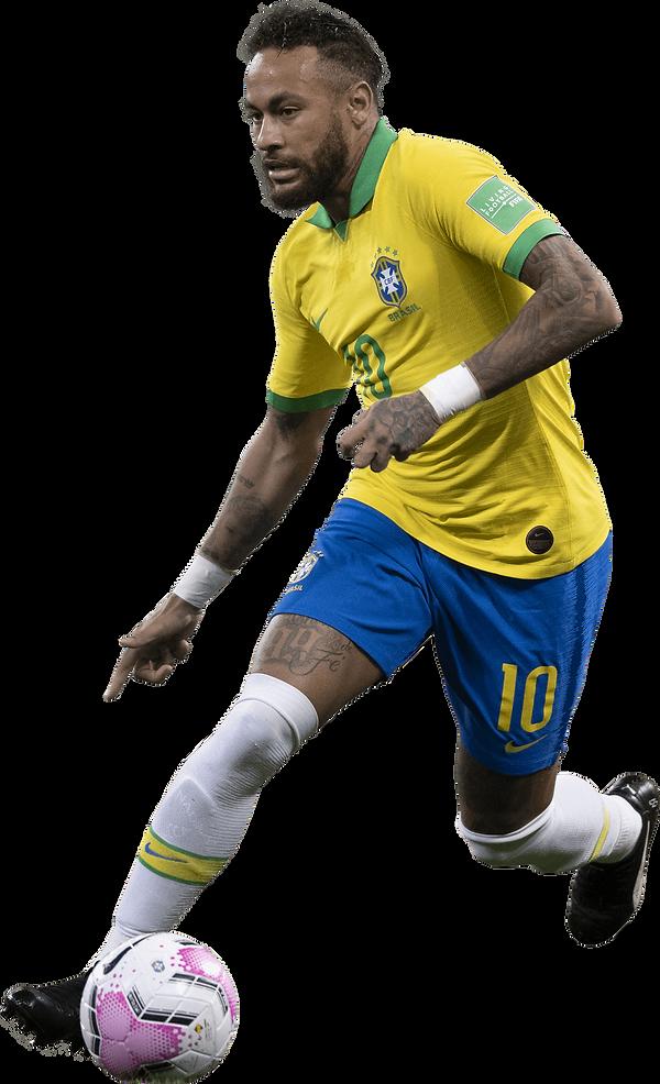 Neymar Dribbling- FootyRenders.png