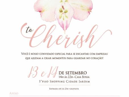 Carol Weigand realiza a segunda edição do To Cherish