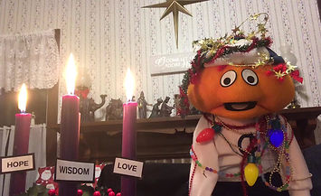 Gerbert Advent Lesson 3 LOVE