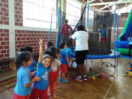 Coopercredi ACSC apoia festa para crianças