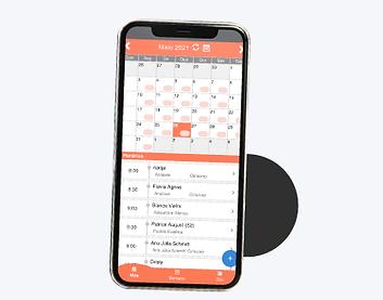 Agenda mobile Clinicorp