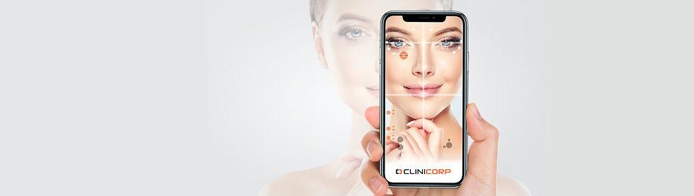 Demonstração do Fluxo Digital em Harmonização Facial da Clinicorp