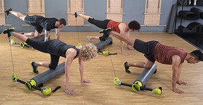 Need to Rev up your home Pilates workout?