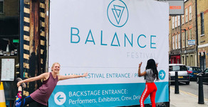 Finding Balance- And a few muscles I never knew about.....