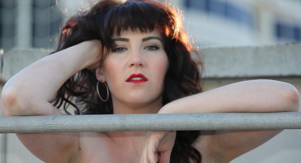 Playboy Model Shoot
