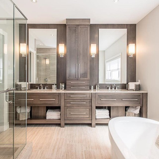 2018 Bathroom Trend