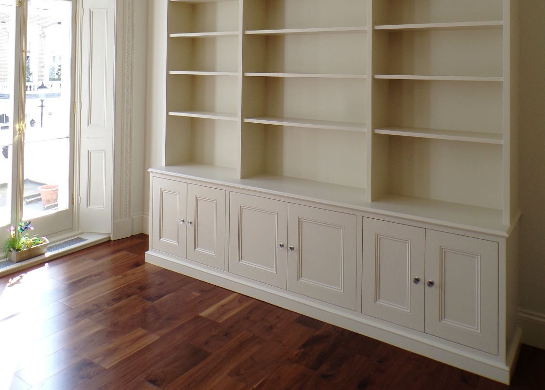 Hand Crafted Wall Unit
