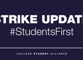 Day 33: End of Day Strike Update