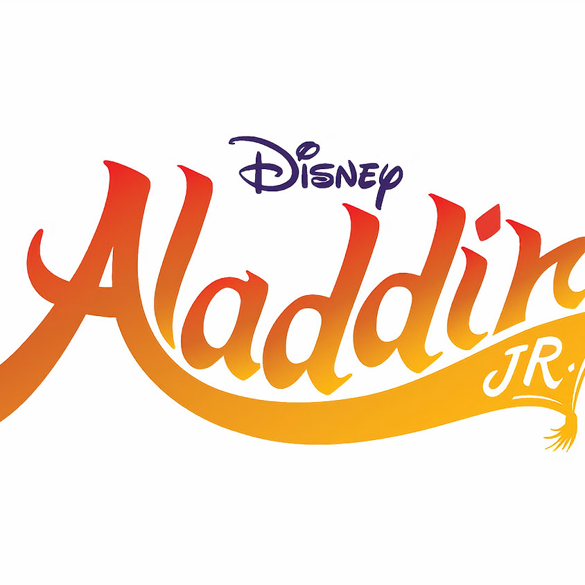 Summer Camp - Disney's Aladdin Jr. (August Session - FULL)