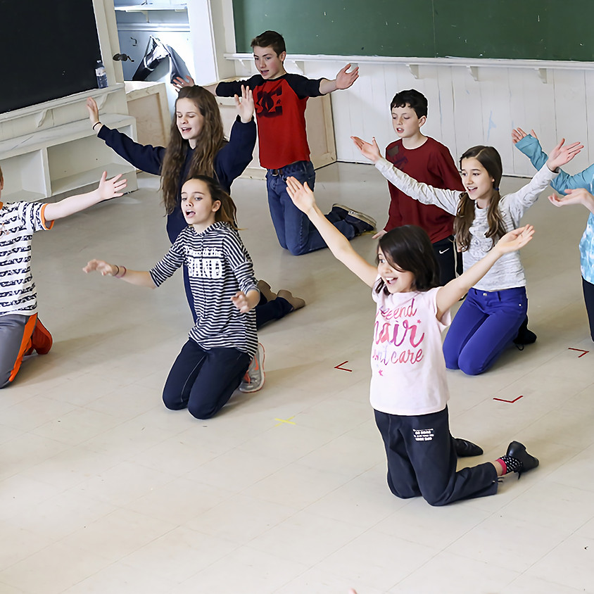 Musical Theatre Classes 9 - 13 year old (1)