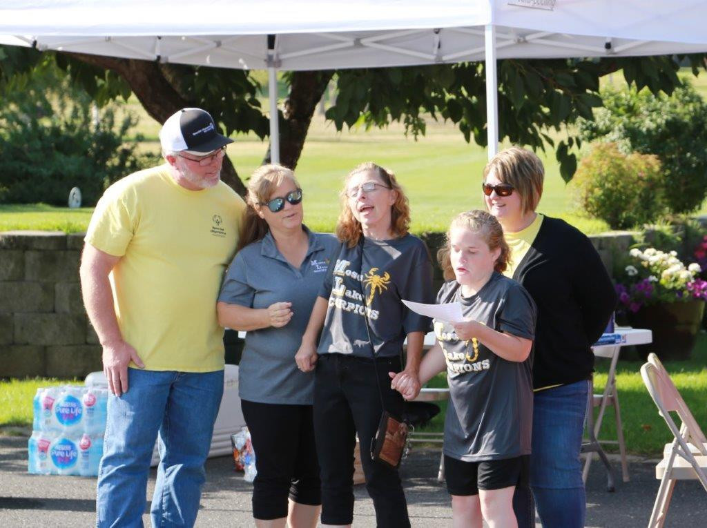 Special Olympics Fundraising Tourney