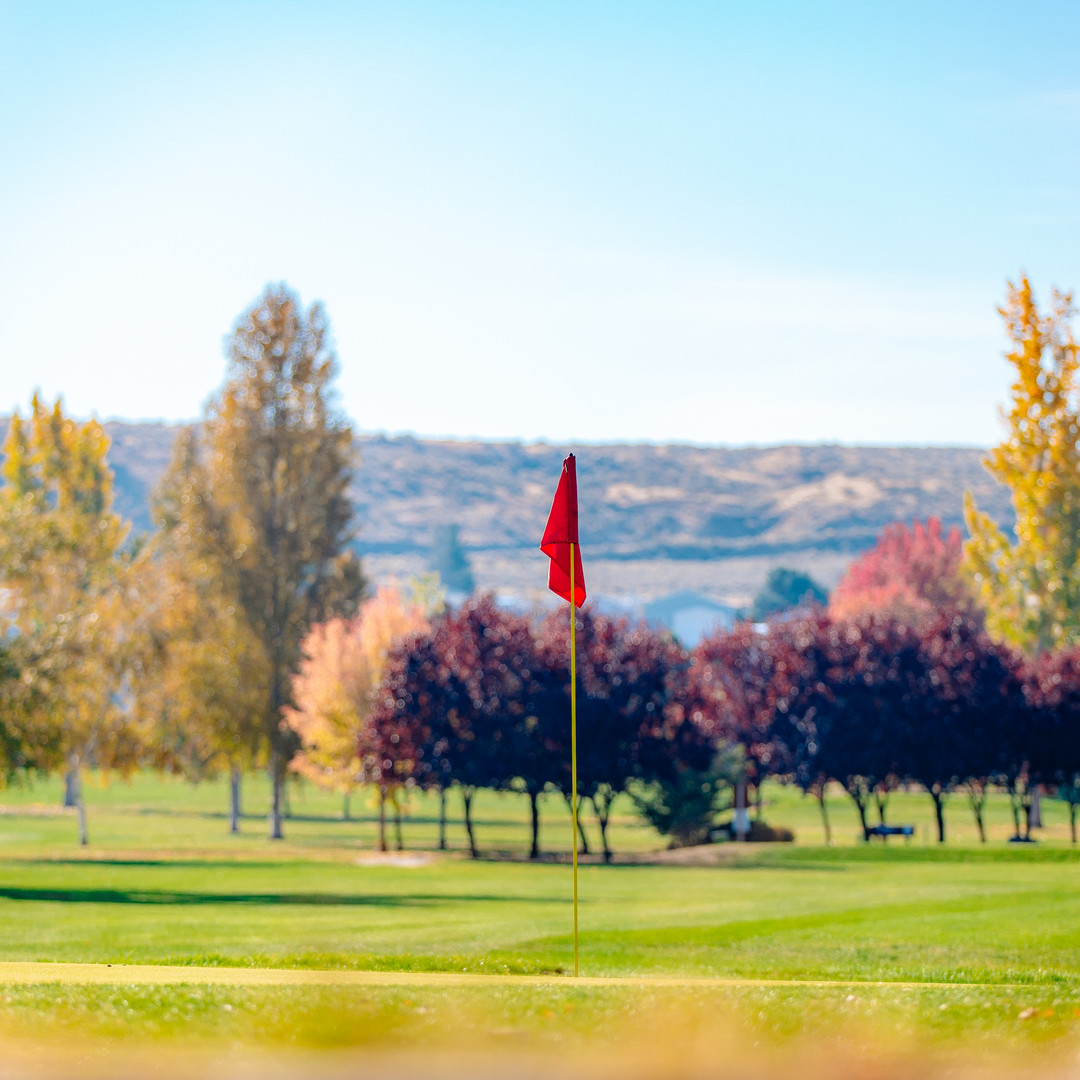Legacy Golf Course in the Fall