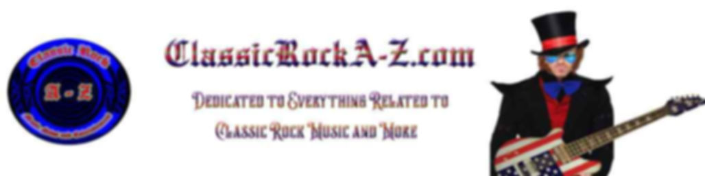 ClassicRockA-Z.com Header
