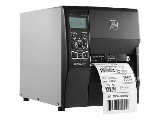 Półprzemysłowa drukarka etykiet Zebra ZT230