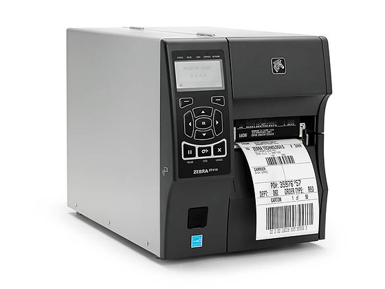 Półprzemysłowa drukarka etykiet Zebra ZT410