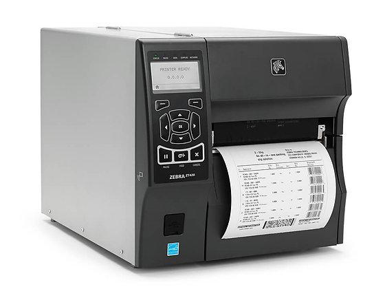 Półprzemysłowa drukarka etykiet Zebra ZT420